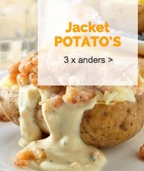 Eyecatcher nav jacket potato NL