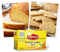Le nouveau Yellow Label Tea