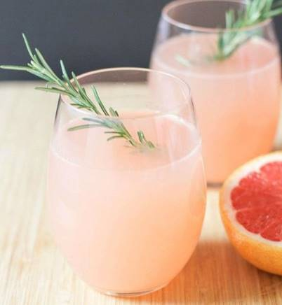 Mocktail Pompelmoes