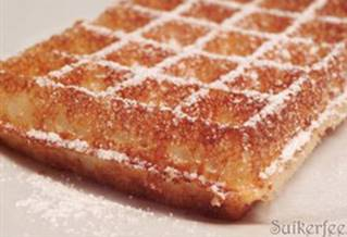 origineel recept brusselse wafels