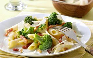 Pasta met broccoli