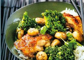 recept broccoli kip