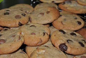 Heavenly Chocolate chip cookies