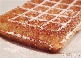 Brussels wafels recept
