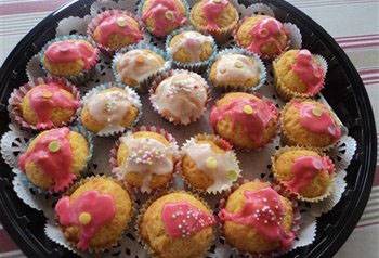 Muffins magiques