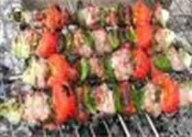 Gemarineerde brochetten